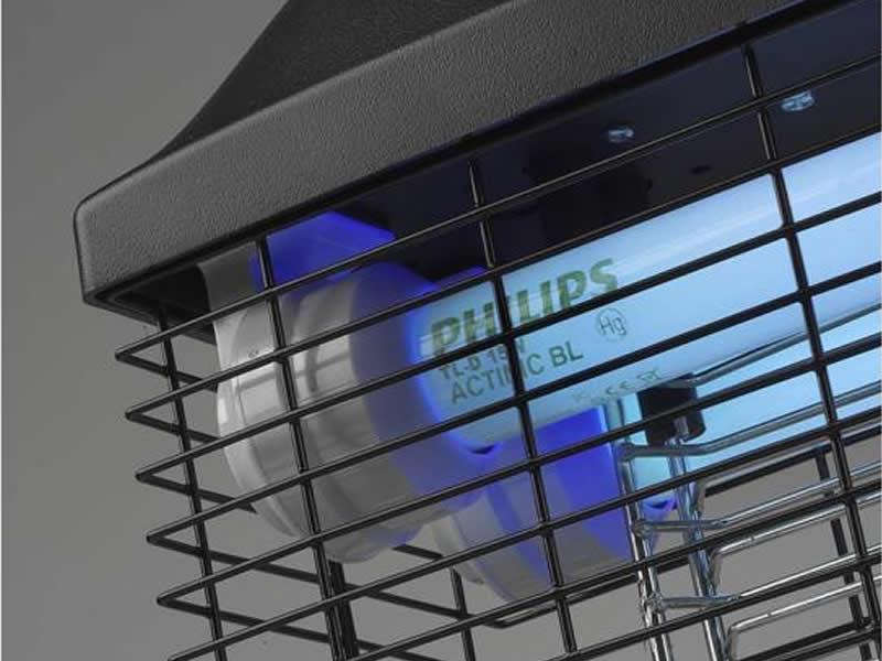 ipx4 insektenlampe insektenvernichter fliegen insektenkiller bis 200m 3000v ebay. Black Bedroom Furniture Sets. Home Design Ideas