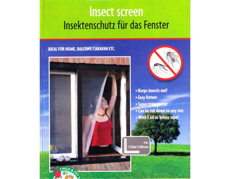 2x insektenschutz f r fenster 1 30 x 1 50cm guard 39 ncare for Fenster care